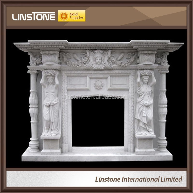 Indoor Used Cheap Fireplace Mantel Of Marble Buy Cheap Fireplace Mantel Marble Fireplace