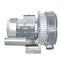 2RB840-7HH27 double stage suction blower for industrial vacuum holding system