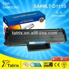 MLT-D111S/MLT111S Zhuhai Toner Cartridge,MLT111S Toner Cartridge for Samsung with 1 Year Warranty