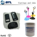 silicone based conductive ink for gloves, machine for silicone dotted gloves