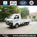 China manufacturing small electric vehicle 4x2 mini truck