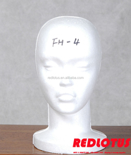High quality dummy foam head for hairdressers