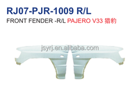 auto parts front fender/car wings apply for for MITSUBISHI PAJERO V33