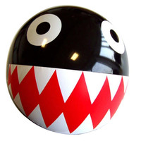 Unionpromo promotional pvc cartoon beach ball inflatable