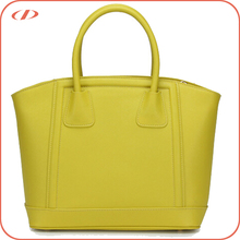 Ladies stylish real leather taiwan handbag