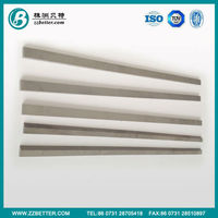 Customized Tungsten Carbide Wear Strips For