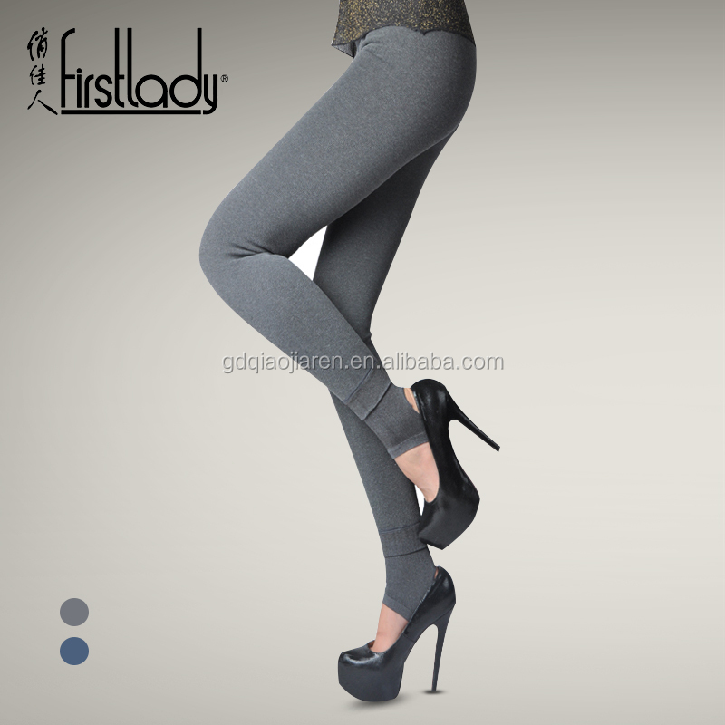 Firstlady 2016 new fashion 450D women brushed step foot tights thicken velvet pantyhose double crotch piece sexy stocking