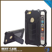 Raised Phone Case For Iphone 6 Shockproof Phone Case Hot New Mobile Products