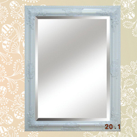 Popular Modern Design Antique Mirror Wooden Frame