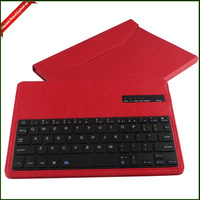 for iPad Air Mini Wireless Bluetooth Keyboard Leather Case