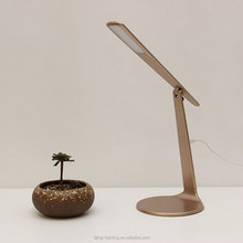 Modern Lighting Eye Protection Touch Dimming Ultra Thin Foldable Desk Lamp Table LED Lamps