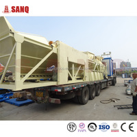 Concrete Batch Plant From China 50m3/H for construction sites