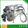 goat/sheep/cow milking machine 2017 Electric Vacuum Portable Milking Machine