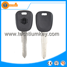 transponder car swift chip key cover shell with blade lack color for suzuki grand vitara sx4 jimny liana