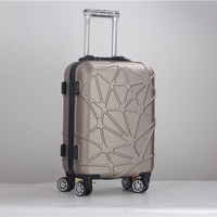 New Product Customized Zipper Trolley Printed