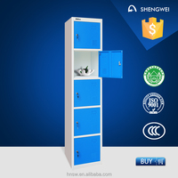 2016 Hot sell steel 5 doors cheap gym metal locker steel almari