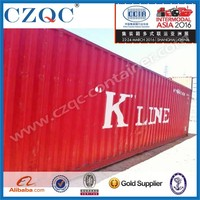 40ft used cargo container for sale
