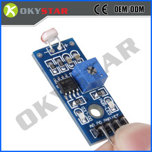 Photosensitive brightness resistance sensor Led Light module Light intensity detec Optical Sensor Photoresistor Price