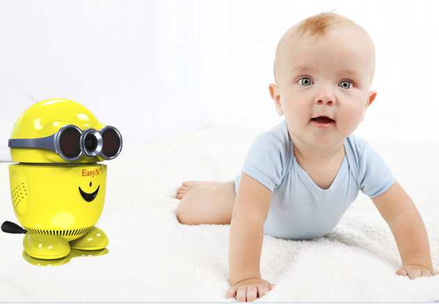 EasyN Smart Home Surveilance Equipment Wireless Baby Monitor Camera,1.3 Megapixel IP Camera,Home Mini Wifi Camera