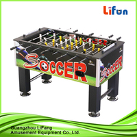 Trade assurance supplier classic sport foosball table/soccer table/hot sale indoor electric foosball machines