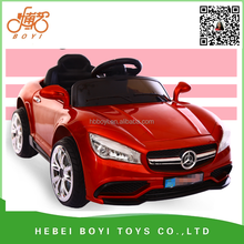 12V children riding plastic toy car new style baby electric cars low price children kids car