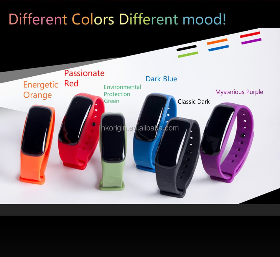 healthy fitness tracker and smart phone blood pressure healthy bracelet gps m8