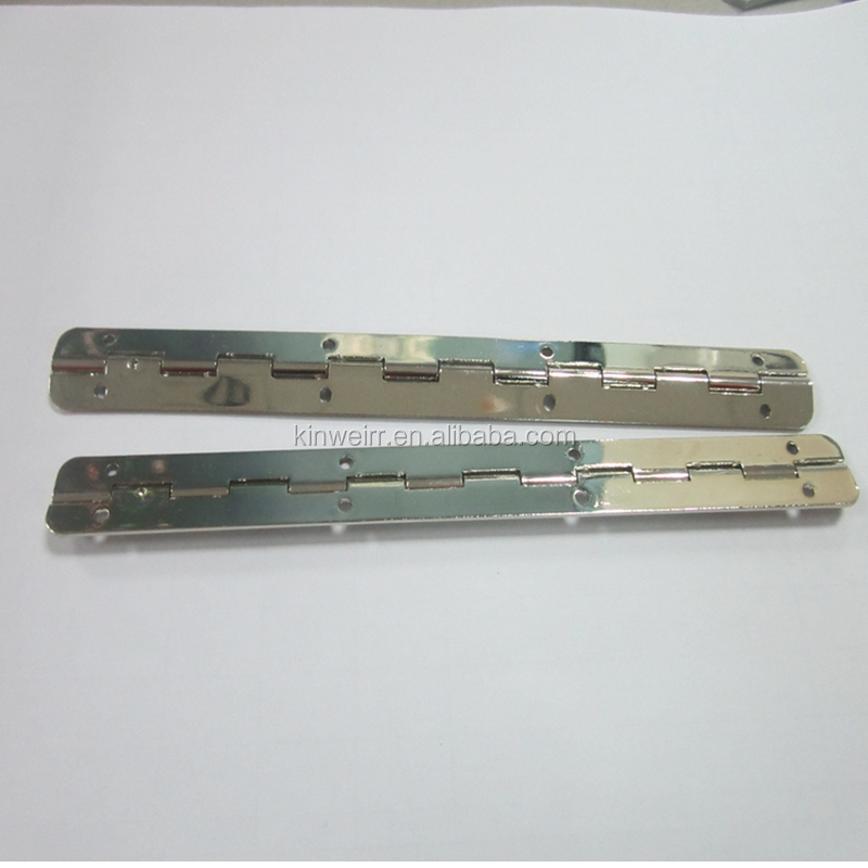 China Manufacturer folding piano hinge with spring