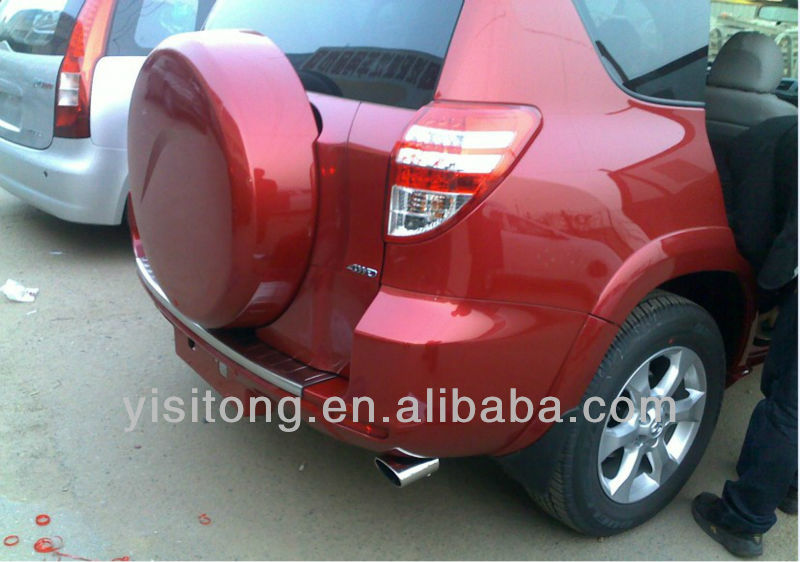 toyota RAV4 rear door running board side step car body parts