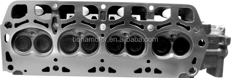 complete cylinder head for TOYOTA Hiace 4Y 11101-73020 11101-04y00 cylinder head assy