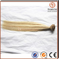 Factory best selling high Quality Bazilian Remy Clip in hair extension.