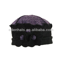 Winter Wool Hat Knitted Wool Hat