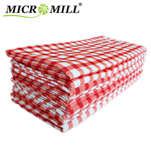 Custom Print Microfiber Terry Cloth Kitchen Tea Towel Printed high quality cleaning cloth