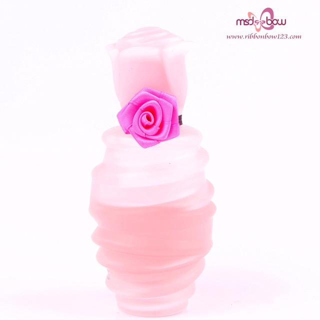 MSD Wholesale ribbon bow tie for bottle packaging,Perfume bottles packaging