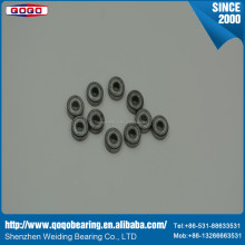 China manufacturer ball bearing 6203 -2RSH ,high speed low noise deep groove ball bearing 6203 -2RSH