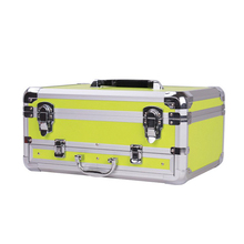 New Arrival Yellow Aluminum Tool Case With Drawer MLD-AC3584
