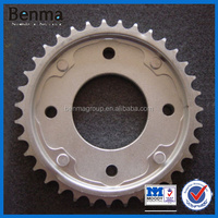 top quality sprocket and chain small