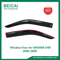 Door Visor Rain Guard
