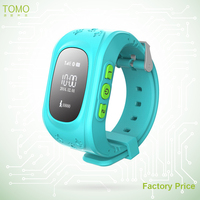 Mini GPS tracking chip/smallest kids watch phone with gps tracker .