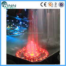 musical large show fountain lighting stage fountain fireworks