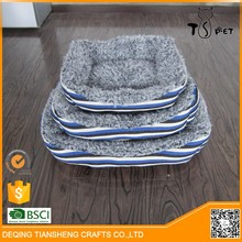 Fleece standard pet bed