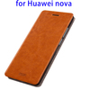 Phone Accessories Mobile Flip Leather Protective Case Cover for Huawei Nova
