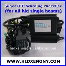 Super HID Warning Canceller (for all single beams)