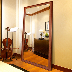 High-quality floor stand dressing mirror