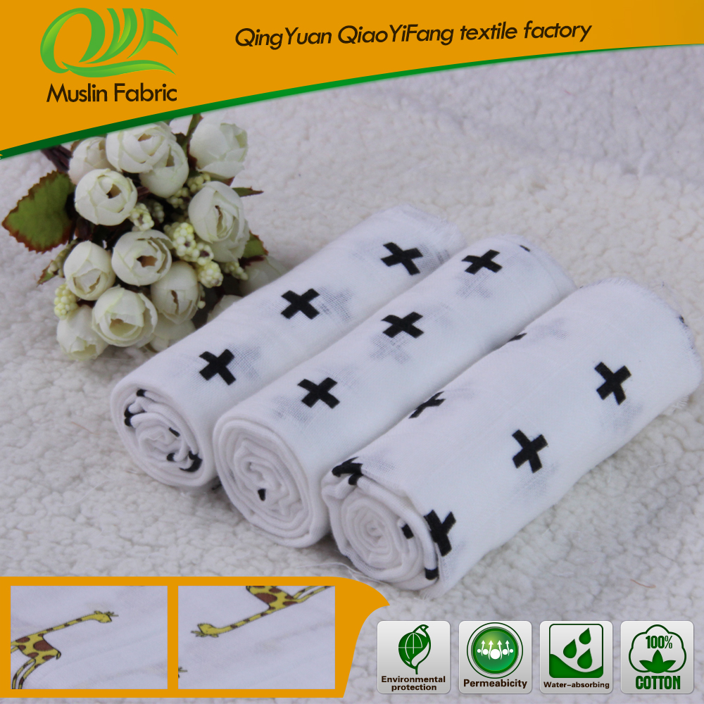 printed muslin wax fabric swept the world fashion african real wax cotton