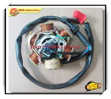 GY6 magneto,6 coil assemble,DC,high quality motorcycle magneto stator coil and motorcycle electrical parts
