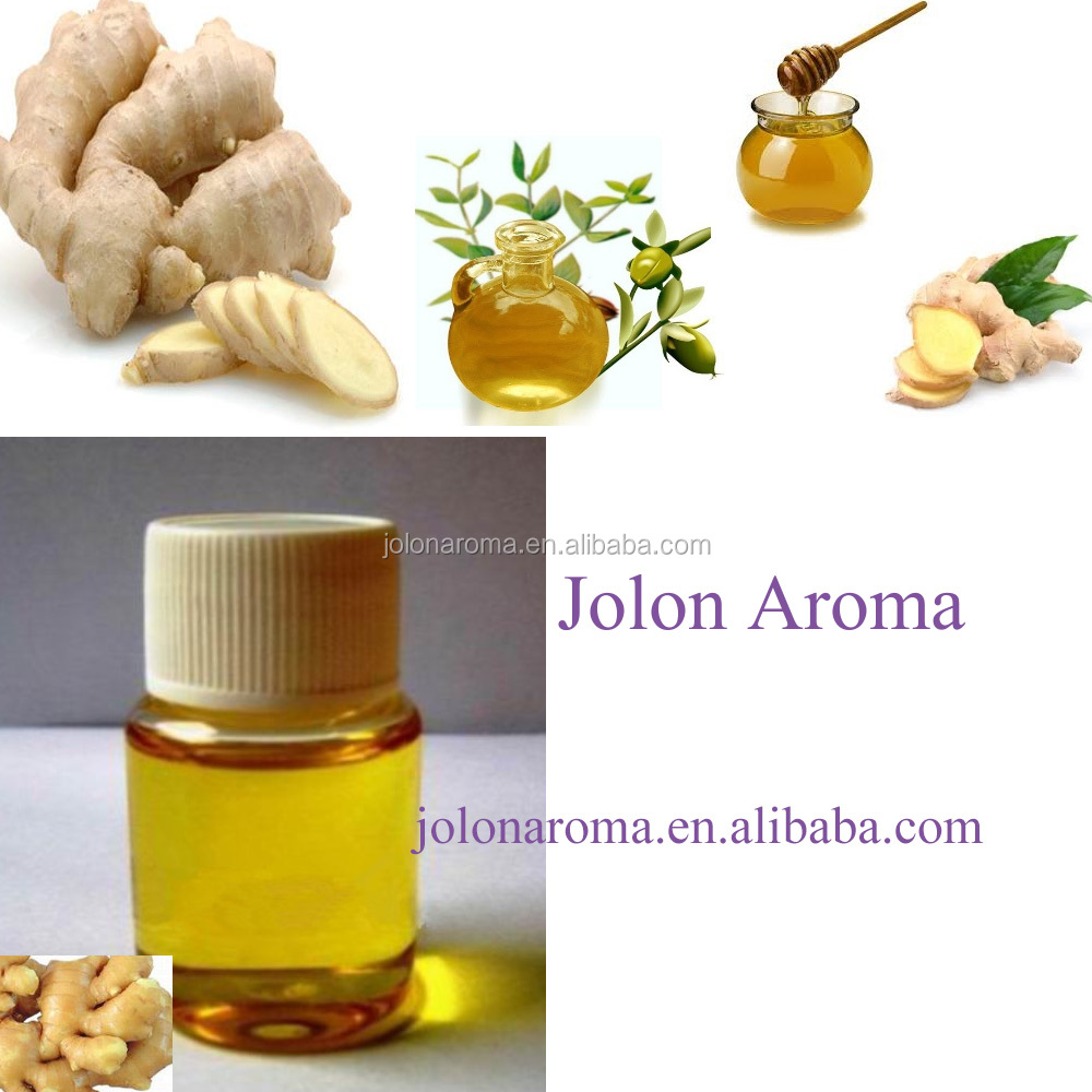 Edible Ginger essential oil for food flavor