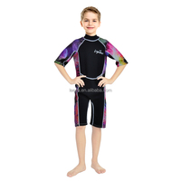 2016 china design swimwear suit for summer kids