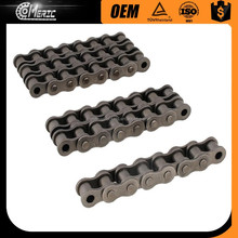 ROLLER CHAINS WITH STRAIGHT SIDE PLATES(A SERIES)