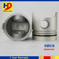 Excavator Engine Piston For High Quality 8DC8 Piston