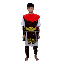 Roman Soldier Warrior Gladiator cosplay costume